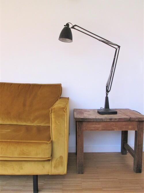 thumbnails bij product industriële Anglepoise lamp, jaren '30
