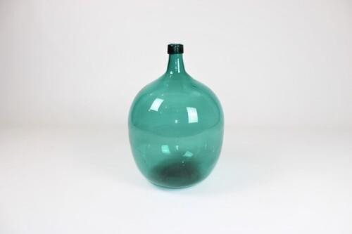 thumbnails bij product Old French blue demi john bottle