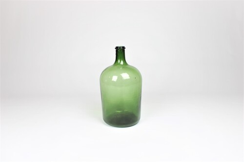 thumbnails bij product old green bottle