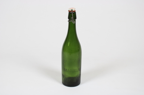 thumbnails bij product old beer bottle Ch. Roels Brasseur Heyst s/Mer