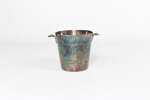 thumbnails bij product silver plated Champagne bucket