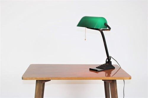 thumbnails bij product lampe de bureau Art Deco