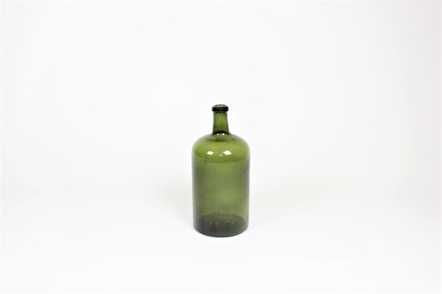 thumbnails bij product old green bottle, end 19th century