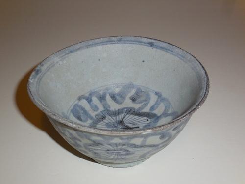 thumbnails bij product Chinese kom uit 18 eeuw