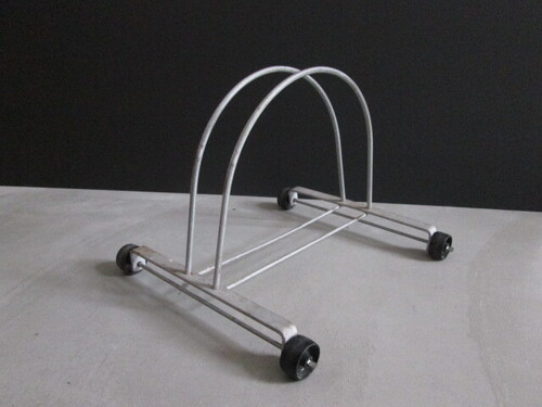 thumbnails bij product vintage stand for bicycles