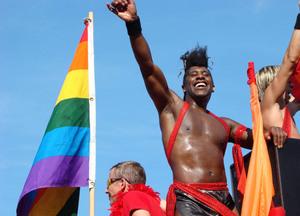 Black pride!