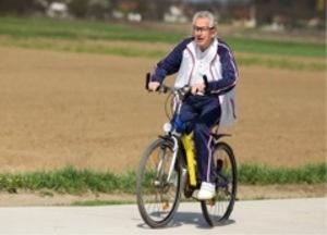 Rustig fietsen
