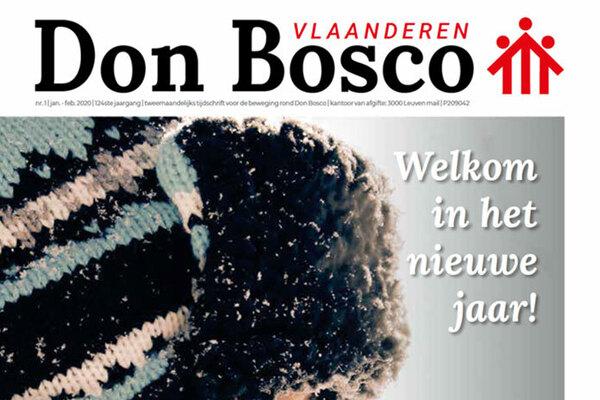 Afbeelding bij Don Bosco Vlaanderen JANUARI/FEBRUARI 2020