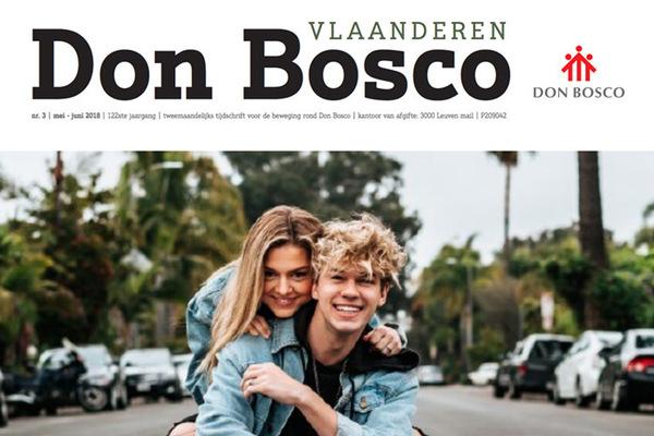 Afbeelding bij Don Bosco Vlaanderen Mei/Juni