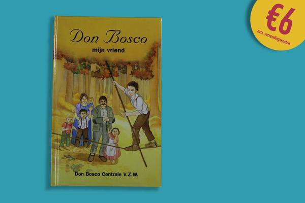 Afbeelding bij Don Bosco mijn vriend