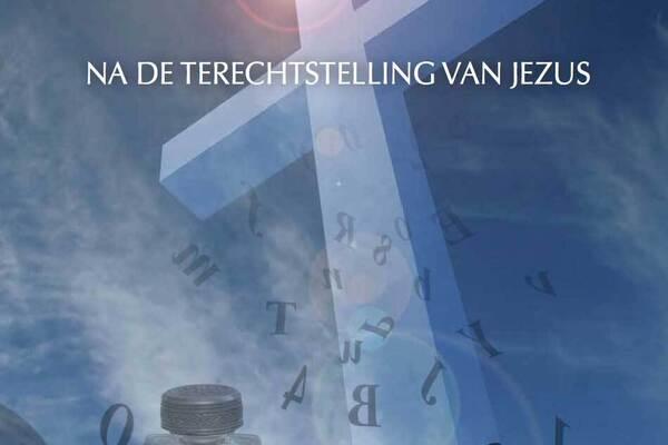 Afbeelding bij DEZE VRIJDAGAVOND: na de terechtstelling van Jezus