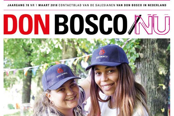 Afbeelding bij Don Bosco NU 2018/01