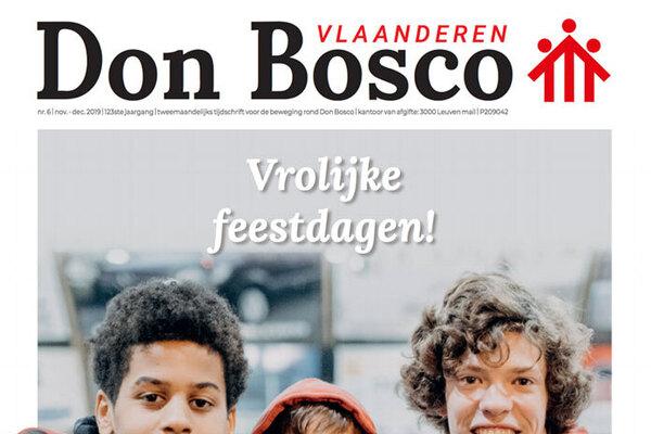 Afbeelding bij DON BOSCO VLAANDEREN NOVEMBER/DECEMBER 2019