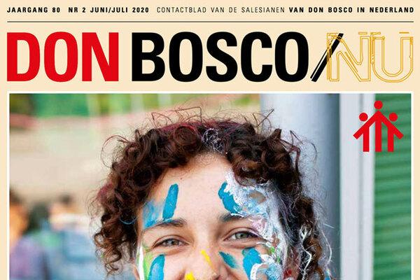 Afbeelding bij Don Bosco NU Juni/juli 2020