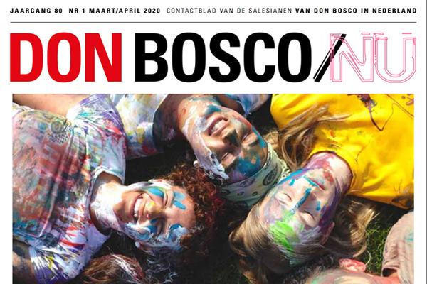 Afbeelding bij Don Bosco NU maart/april 2020