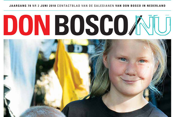 Afbeelding bij Don Bosco NU 2018/2