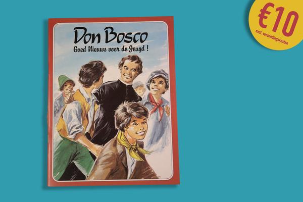 Afbeelding bij Stripverhaal Don Bosco