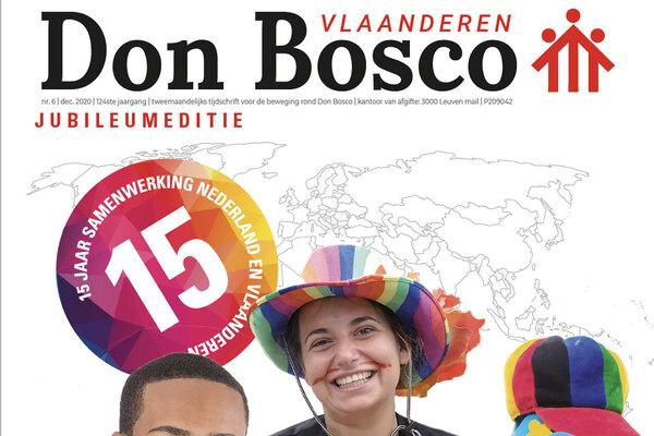 Afbeelding bij DON BOSCO VLAANDEREN december 2020