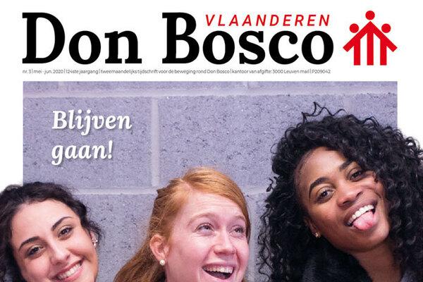 Afbeelding bij DON BOSCO VLAANDEREN MEI/JUNI 2020