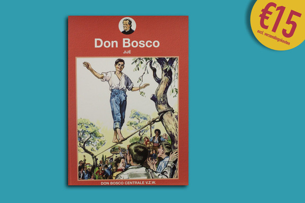 Afbeelding bij Strip Don Bosco