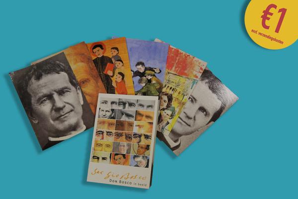 Afbeelding bij Postkaarten Don Bosco