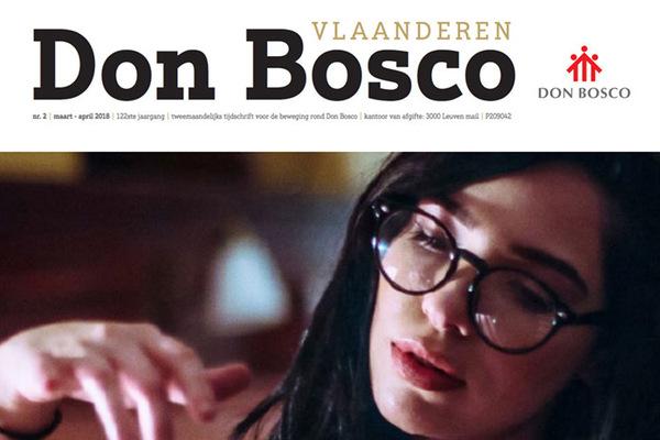Afbeelding bij Don Bosco Vlaanderen Maart/April 2018