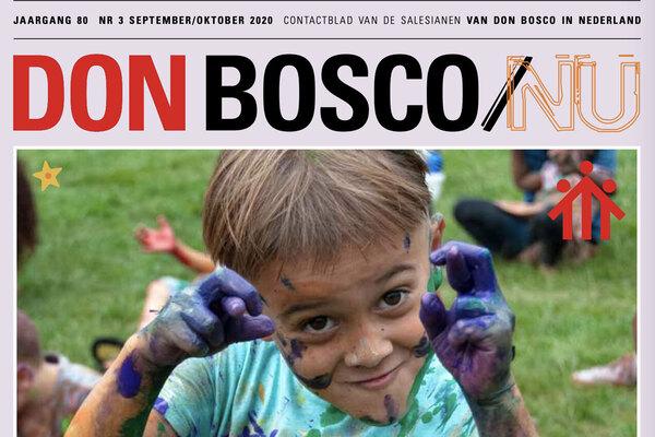 Afbeelding bij Don Bosco NU september/oktober 2020