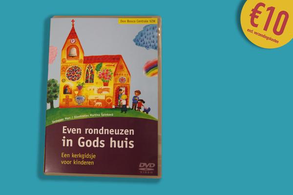 Afbeelding bij Even rondneuzen in Gods huis