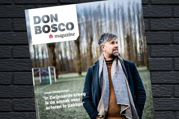 Afbeelding bij Don Bosco magazine #1