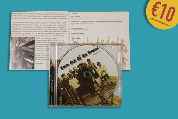 Afbeelding bij CD