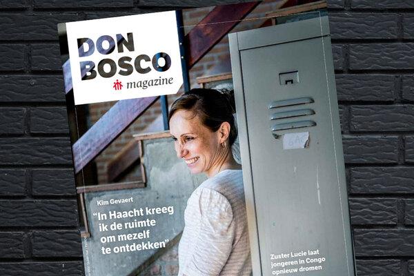Afbeelding bij Don Bosco magazine #2