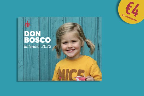 Afbeelding bij Don Boscokalender 2022