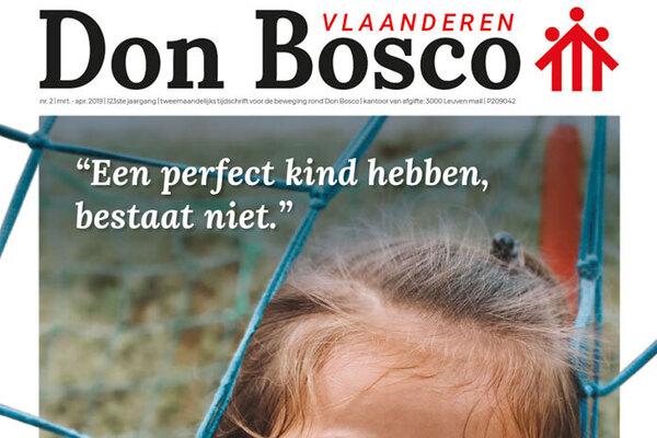 Afbeelding bij Don Bosco Vlaanderen maart/april 2019