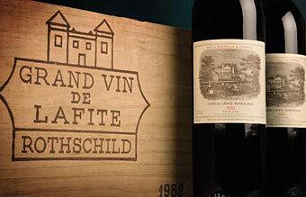 Lafite wijn