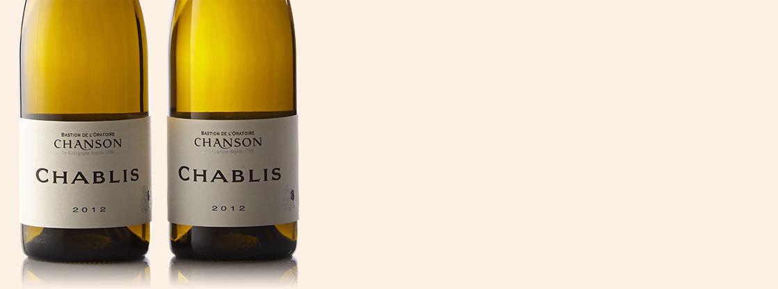 2012 Chablis, Domaine Chanson, Chablis AOC, Bourgogne, France
