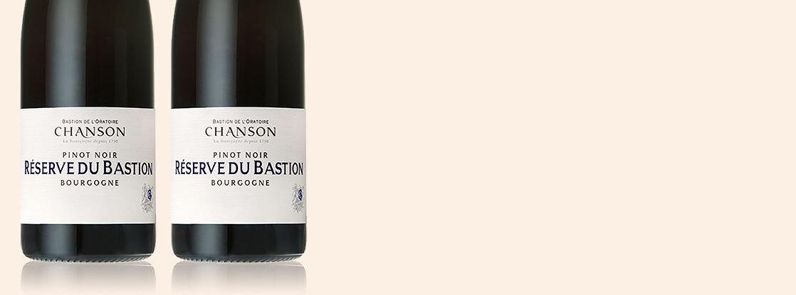 2013 Réserve du Bastion Pinot Noir, Domaine Chanson, Bourgogne AOC, Bourgogne, France