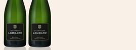 Verzenay Grand Cru Brut Nature, Lombard, Champagne AOC, Champagne, Frankrijk