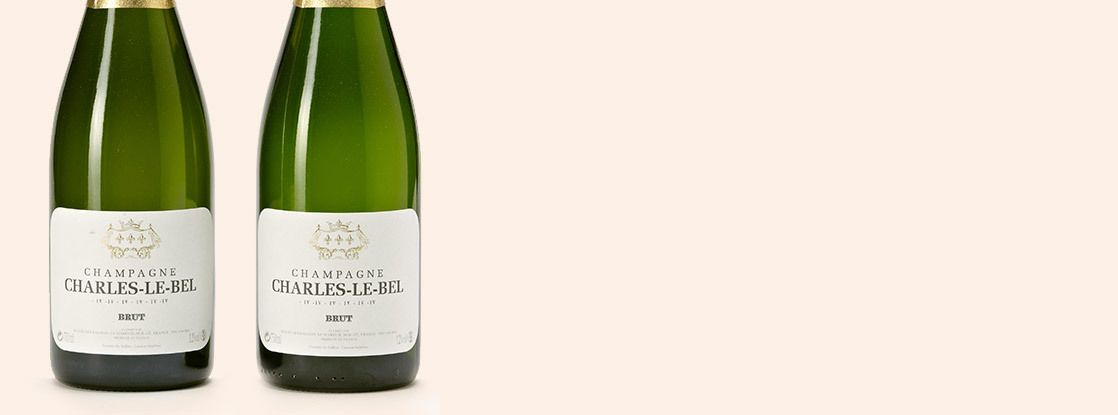 N/A Champagne Charles-Le-Bel, Champagne AOC, Champagne, Frankrijk