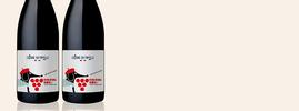2019 Toutou Rien, Cuisine en Famille, Vin de France, Vallée du Rhône, France