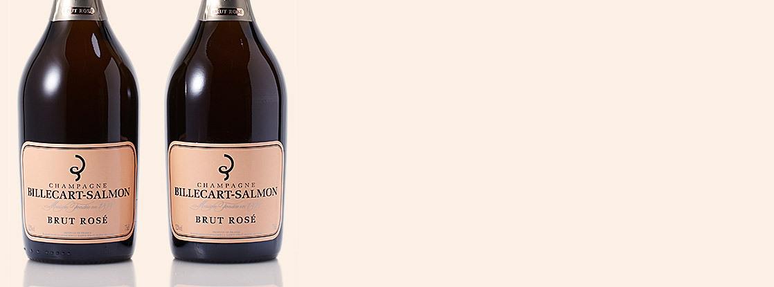 Billecart-Salmon Brut Rosé, Champagne AOC, Champagne, France