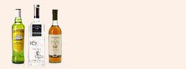 Bar 1 : Gin, Rhum et Whisky, , ,