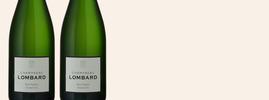 Brut Nature Grand Cru, Lombard, Champagne AOC, Champagne, France