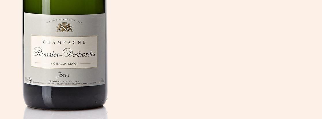 Roualet-Desbordes Brut + Gift BOX, Champagne, Champagne, France
