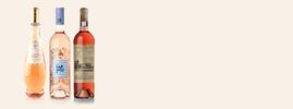 Coffret découverte rosé (6 bouteilles), , , France