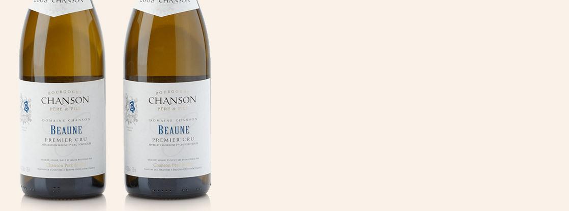 2008 Beaune 1er Cru, Domaine Chanson, Beaune 1er Cru AOC, Bourgogne, Frankrijk