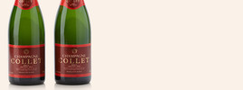 Collet Grand Art Brut, Champagne AOC, Champagne, France