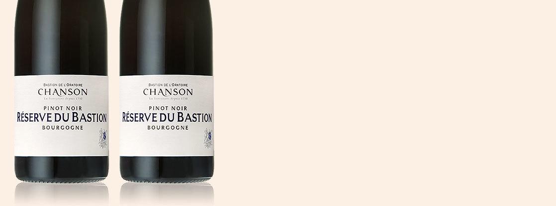 2016 Réserve du Bastion Pinot Noir, Domaine Chanson, Bourgogne AOC, Bourgogne, Frankrijk
