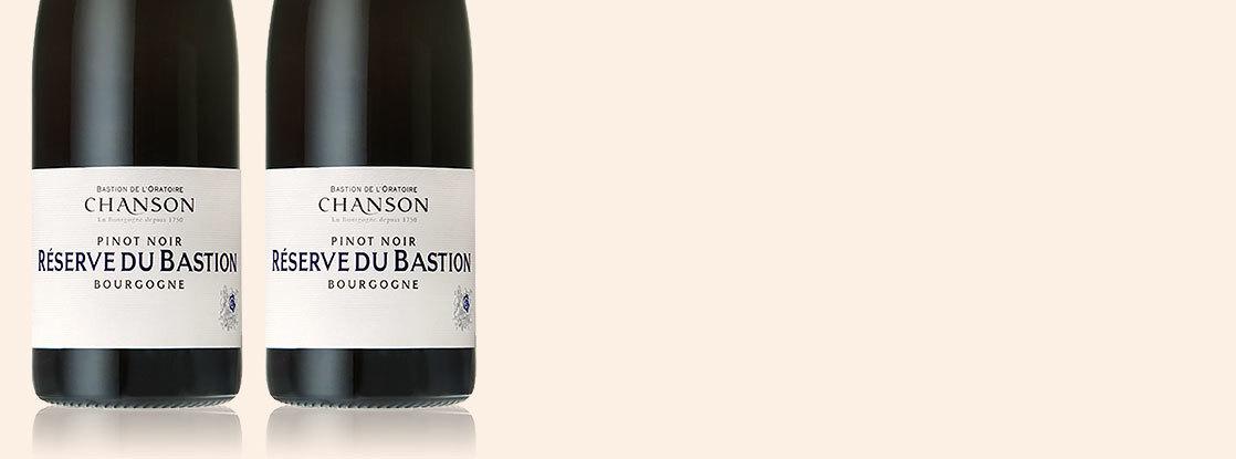 2015 Réserve du Bastion Pinot Noir, Domaine Chanson, Bourgogne AOC, Bourgogne, France