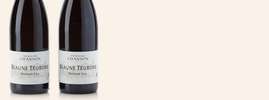 2016 Beaune Teurons 1er Cru, Domaine Chanson, Beaune 1er Cru AOC, Bourgogne, France