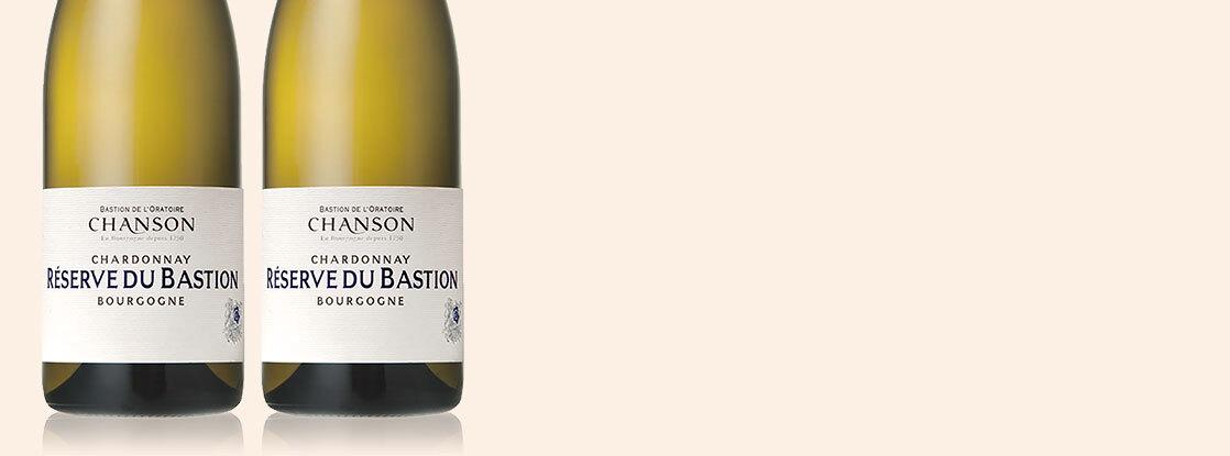 2012 Réserve du Bastion Chardonnay, Domaine Chanson, Bourgogne AOC, Bourgogne, France